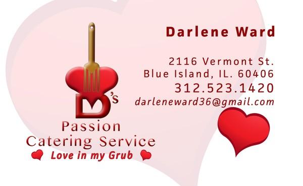 D's Passion business card