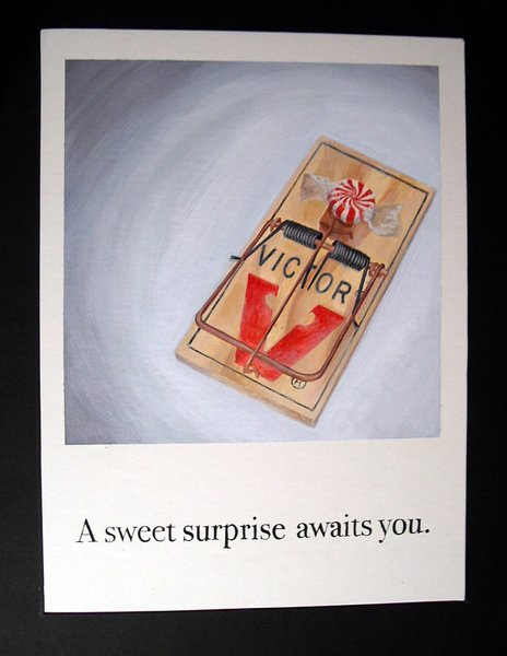 A Sweet Surprise Awaits You