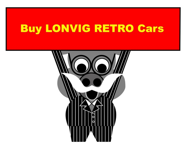 Buy LONVIG RETRO Cars says Ballet Director Boss
