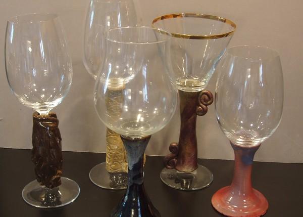 Some misc wine glasses