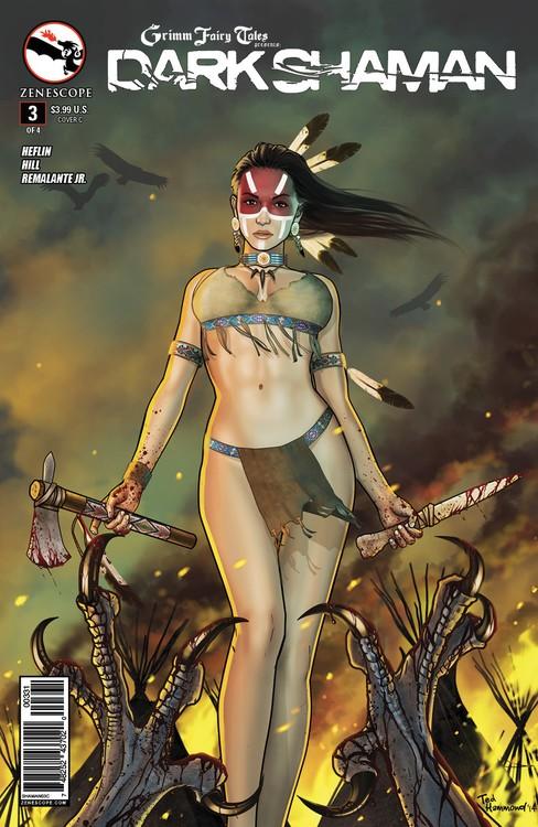Dark Shaman cover