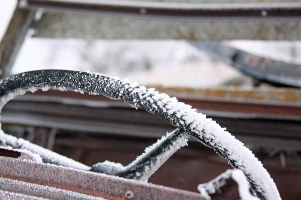 Cold Steering Wheel