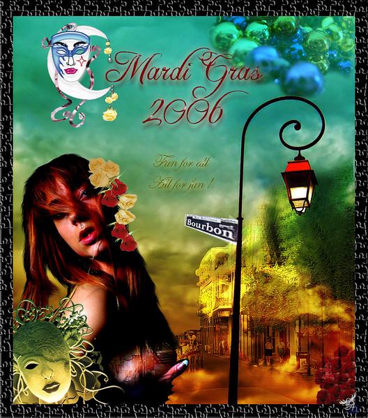 Mardi Gras ~~ Fun for all All for fun!