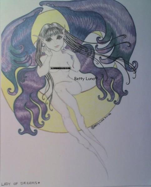 Lady of Dreams