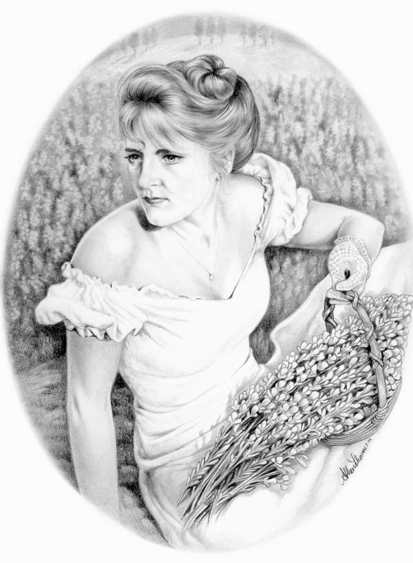 Portrait of Dona