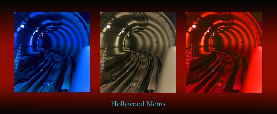 Hollywood Metro