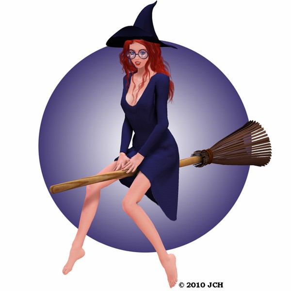 Cute Witch 2010