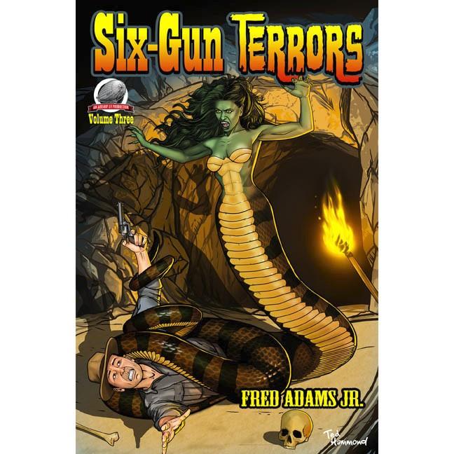 Six Gun Terror cover