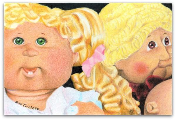 Flea Market Toy Series # 2