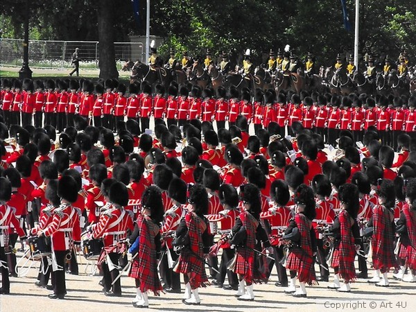 Trooping of the Colours 3
