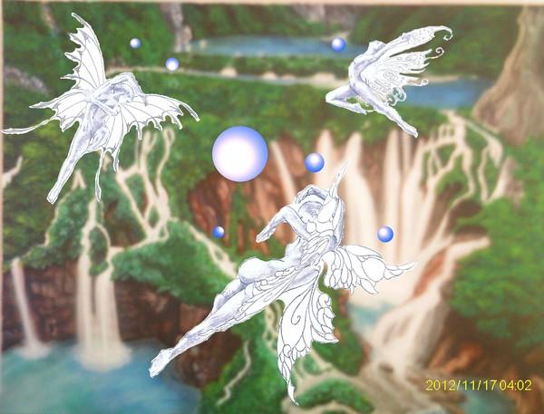 Waterfalls & Dancing Lights or Tears & Joy