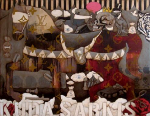 Kuda Sarkis (circus horse)