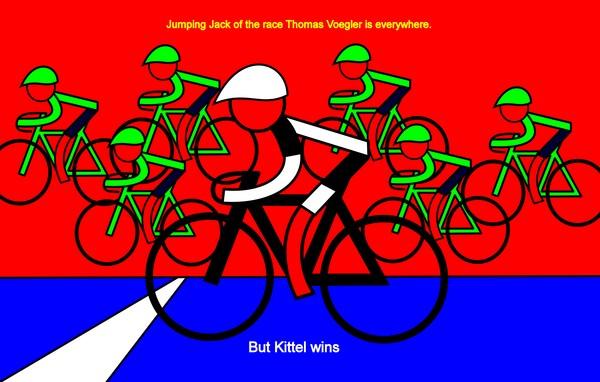 tour de france 2014 stage 4 voekler kittel