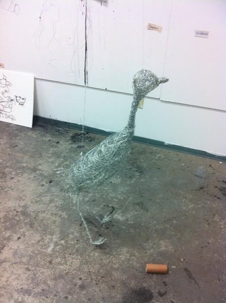 Wire Crane