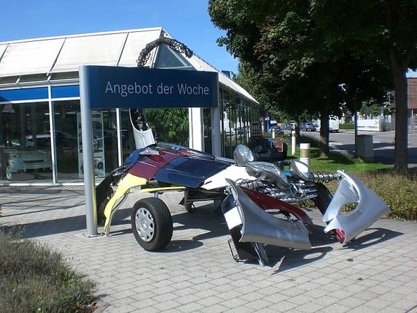 Car Art Scorpion