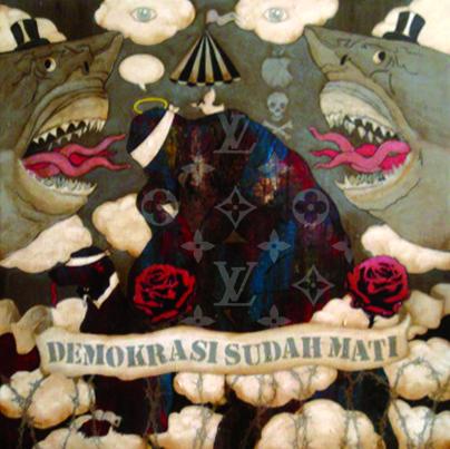 Demokrasi Sudah Mati (democracy is dead)