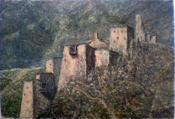 Shatili Castle, Georgia