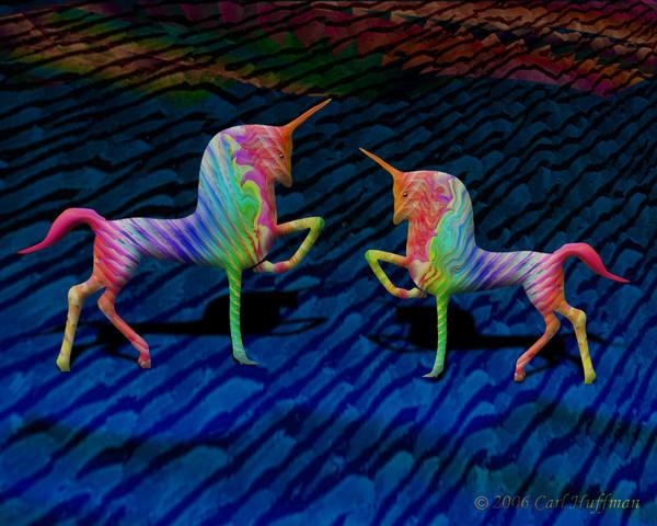 Unicorn Duel