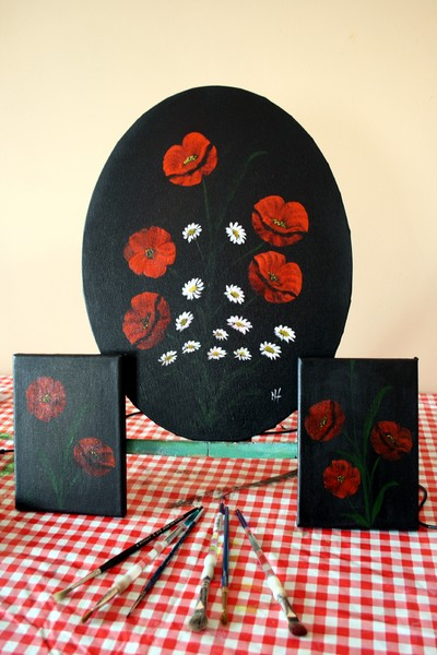 Florals - Poppies