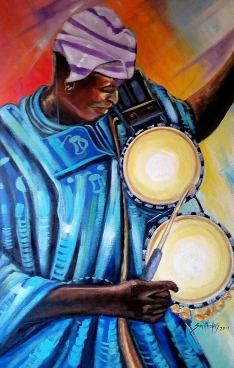 Melody Drummer