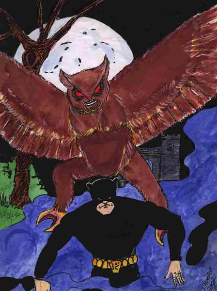 panther & Owl