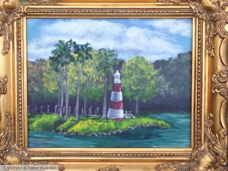 Mt. Dora Lighthouse $200 USD