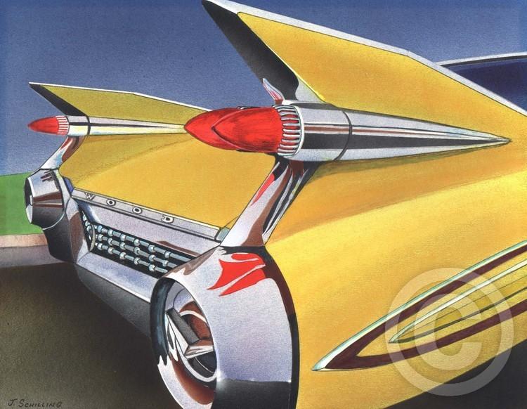 Classic Yellow Fleetwood