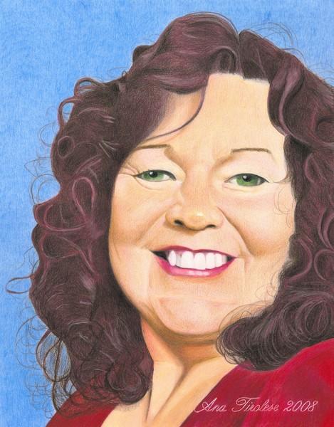 Yvonne Aleck Portrait
