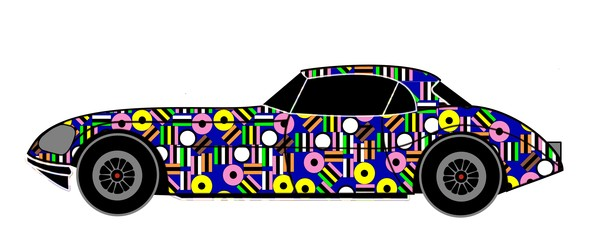 Liqourice Allsorts in Car design