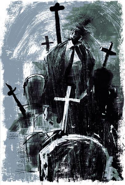 Graveyard Suit