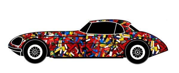 Lego in Car Design