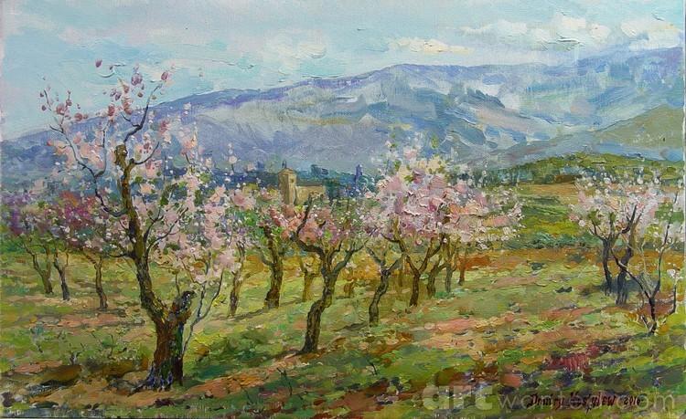 Spring in Milimanda