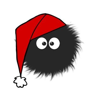 Christmas Dazzled Bug