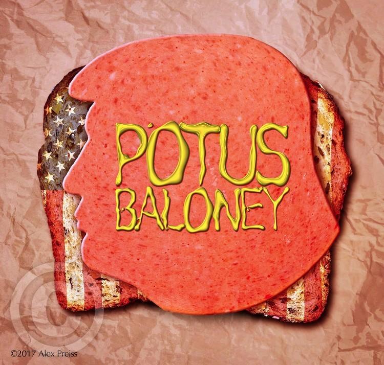 POTUS BALONEY