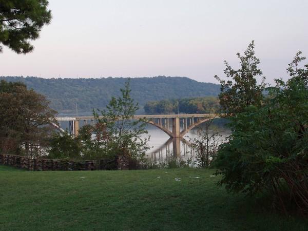 Aux Arc Bridge Ozark, Arkansas #2