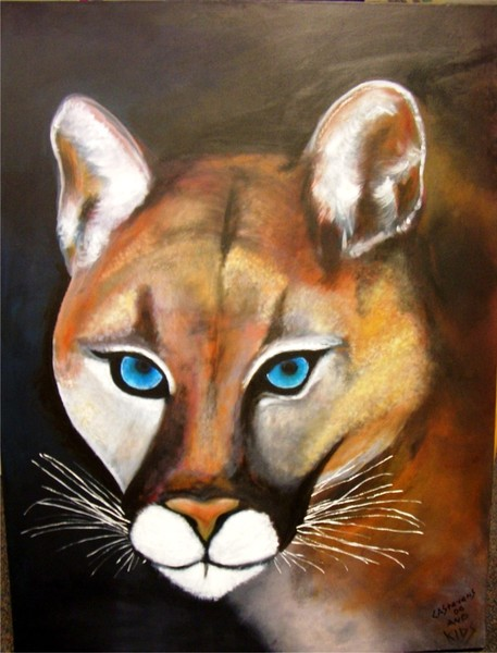 Mt View Elementary School's Mountain Lion