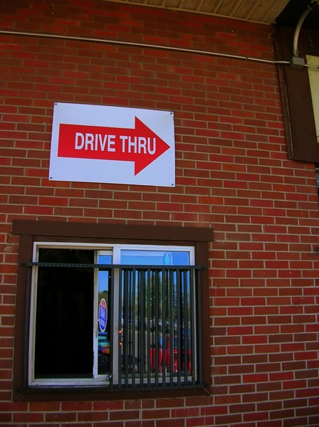 Drive Thru Justice?