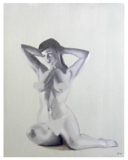 BETTIE PAGE - Censored by artwanted