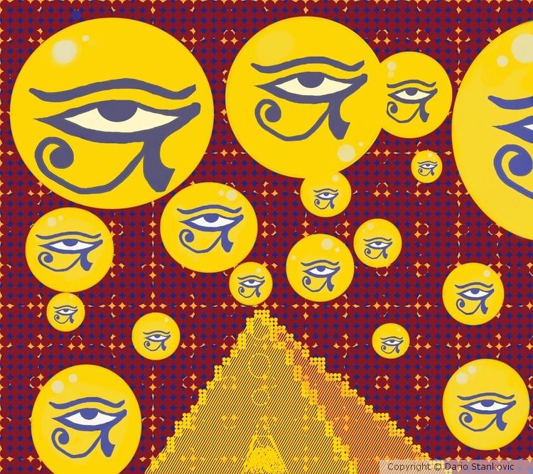 Horus mystic eyes