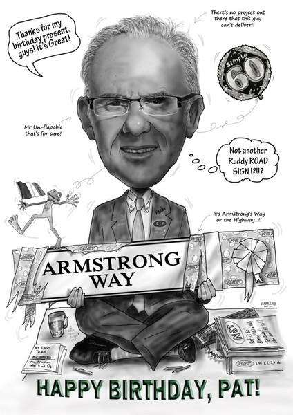 Armstrongs Way