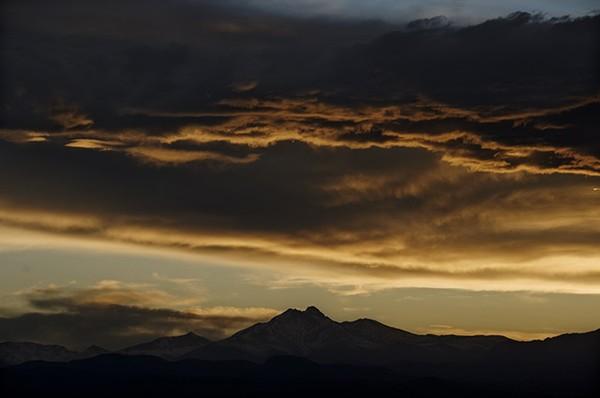 Brooding Sunset