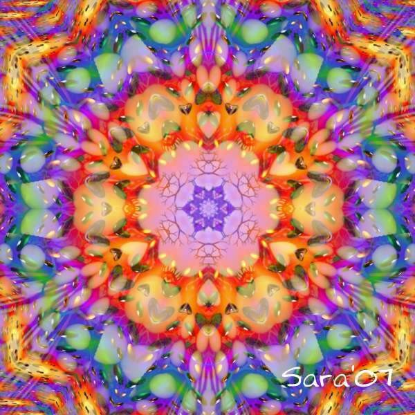 Healing Hearts Mandala