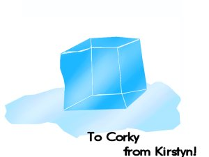 a Icecube!