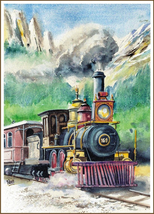 American steamer