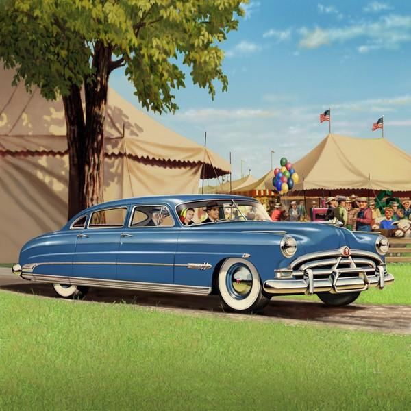 1951 Hudson Hornet - Square Format