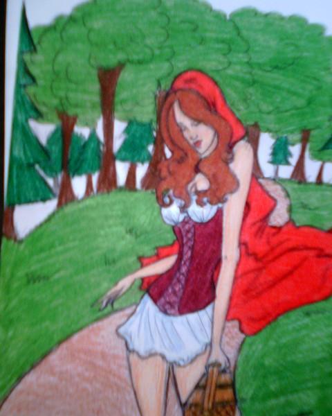 Red riddinghood