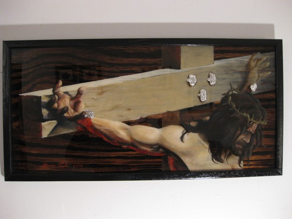 Up Close Crucifixion