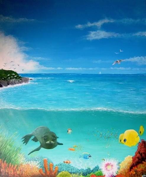 Ocean 50/50