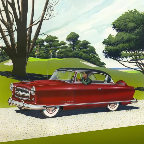 1953 Nash Rambler - Square format