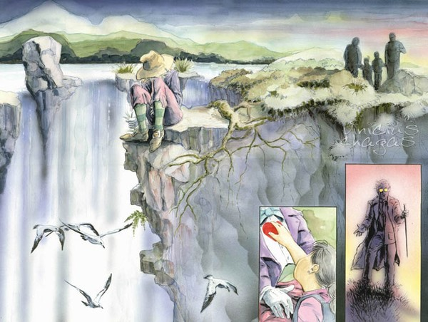 Vinicius Chagas - Fandino the scarecrow
